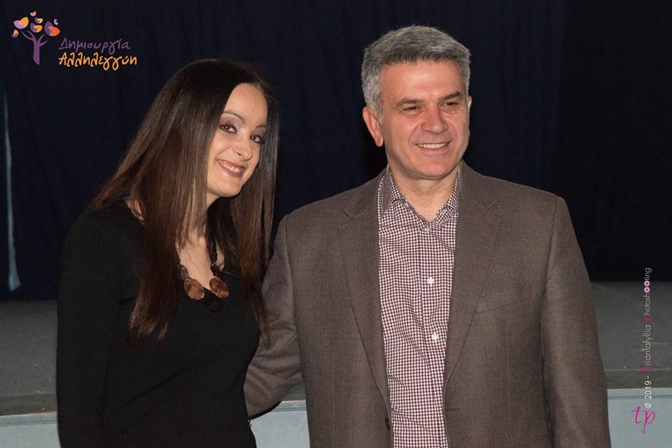 Τους πρώτους υποψηφίους του συνδυασμού του ανακοίνωσε ο Π. Μανούρης για τον δήμο Νέας Ιωνίας
