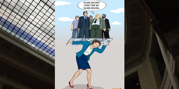 Επιχειρήσεις και Γυάλινη Οροφή